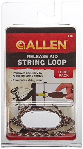 Allen Archery String Loop Release Aid Pack of 3