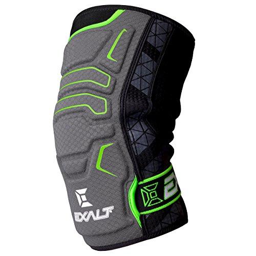 Exalt Paintball FreeFlex Knee Pads - Grey - Large