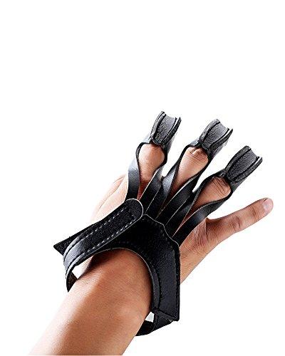 3 Finger Design Archery Shooting Protect Gloves