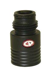 Custom Products Tank Regulator Extender - Dust Black