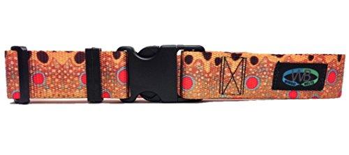 Wingo Belts Brown Trout Wading Belt