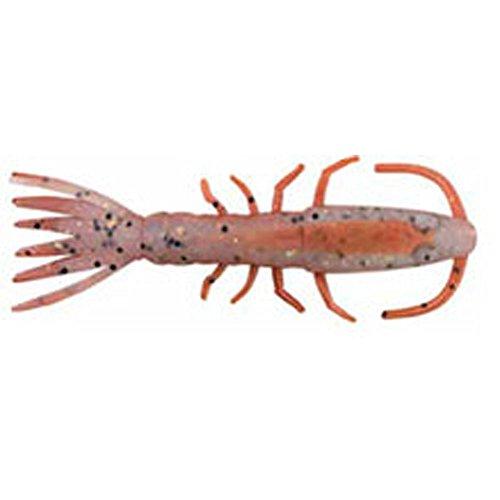 Berkley Gulp Hollow Shrimp New Penny Fishing Bait Multi 3  8cm