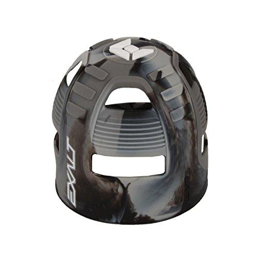 Exalt Paintball Tank Grip - 45-88ci - Charcoal Swirl