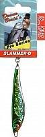 Braid Slammer Type D Series Jig 15-Ounce Green