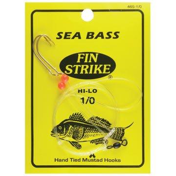 Fin Strike 467-10 Sea Bass Rigs