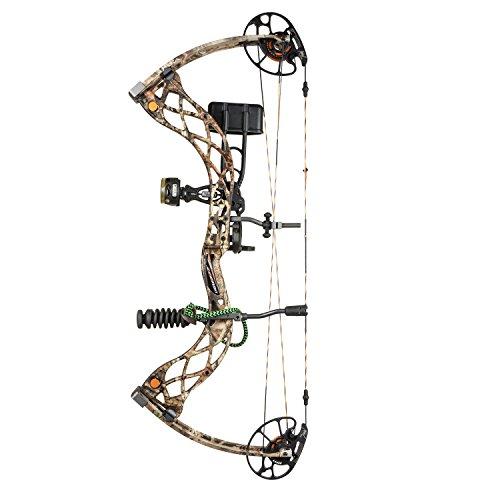 Martin Archery B710MO60R Featherweight Bow Package - RH 265-30 45-60 Camo Mossy Oak Infinity