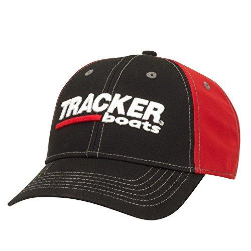 Tracker Boats RedBlack Pro Style Structured Cap Hat