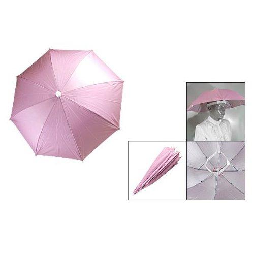 TOOGOOR Pink Outdoor Sports Fishing Umbrella Hat Headwear