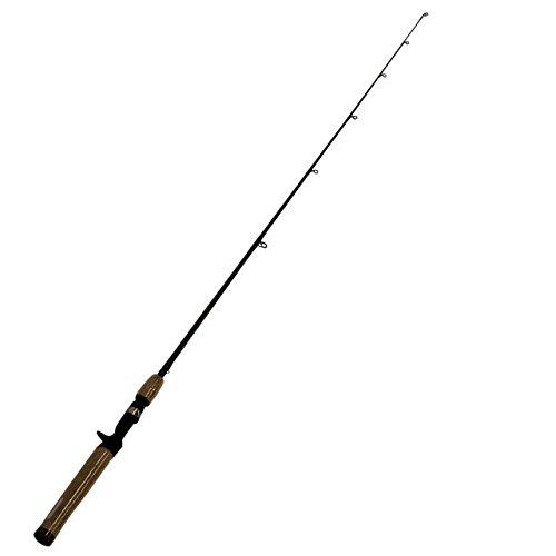 Quantum Fishing Graphex Medium Casting Rod 1-Piece 5-Feet 6-Inch