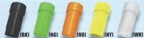Bohning 2985 OR 303 Diameter Flat Crossbow Nock 1 Dozen Multi Colors