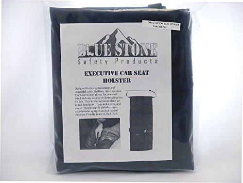 Blue Stone Executive Car Seat Holster Black