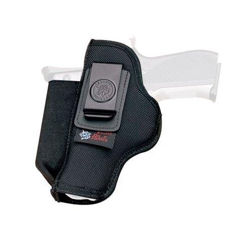 Desantis Kingston Car Seat Holster for Large Frame Model Gun Black