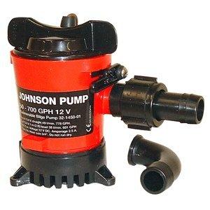 Johnson Compact Cartridge Bilge Pump 750 GPH 12V