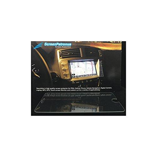 ScreenPatronus - Standard Horizon CPV350 Crystal Clear Fish Finder Screen Protector LIFETIME REPLACEMENT WARRANTY