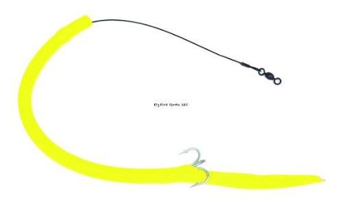 Sea Striker CT12Y Cuda Tube Rig Fishing Hook Accessory