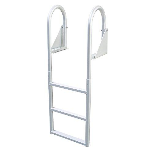 Extreme Max 30053470 Flip-Up Dock Ladder 3 Step