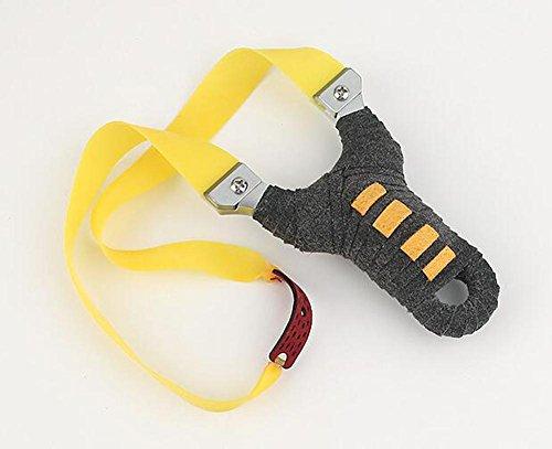 Flat Leather slingshot bow free bow Outdoors Use