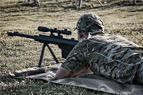 OneTigris Non-Padded Shooting Mat SD03