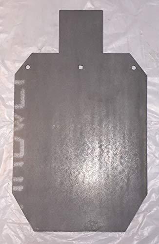 AR500 Full Scale IDPA IPSC Steel Shooting Target Gong 38 18 X 30