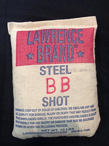 Lawrence Brand Steel Shot  BB