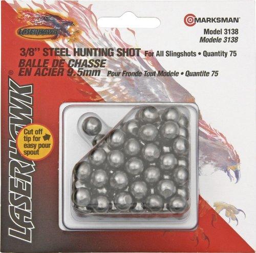 Marksman 38 Steel Shot 75ct