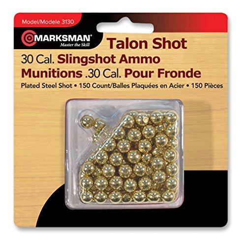 Marksman Laserhawk 30 Cal Talon Steel Shot Plated 150ct