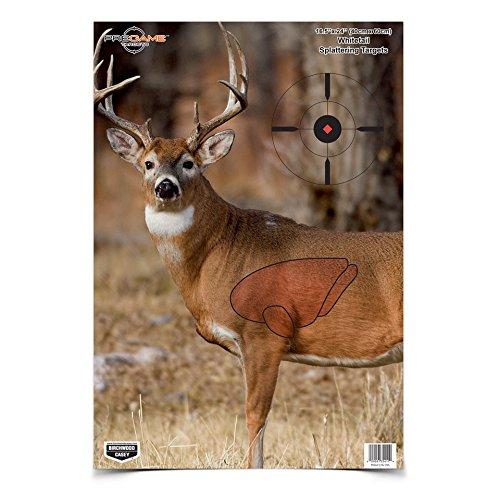 Birchwood Casey Pregame 165˝ x 24˝ Whitetail Deer Target - 3 Targets