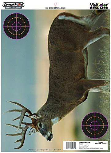 Champion Visicolor Real Life Target Deer