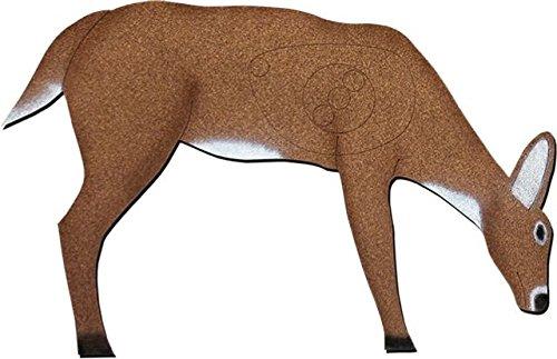OnCore Targets Oncore Feeding Deer Target Small Brown