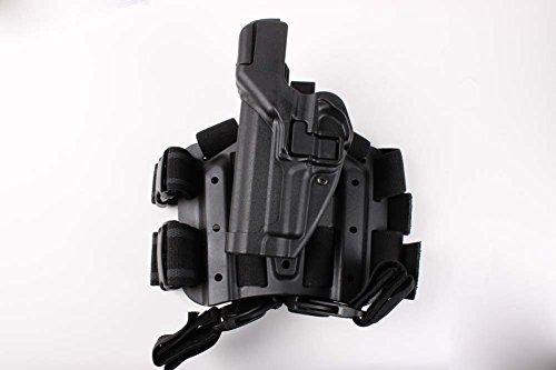 Blackhawk 430610BK-L Smith Wesson 5946 Serpa Tac Level 3 Holster
