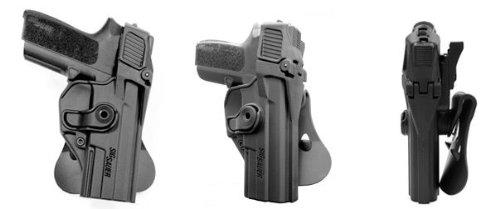 Concealed Carry Hand Gun Level-3 Retention Holster for Sig Sauer SP2022SP2009 Black IMI RSR Defence Gun  Pistol Holster