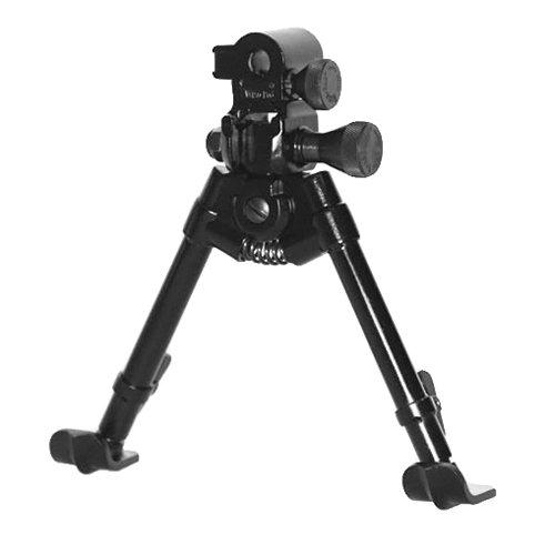 150-071 Versa-Pod Model 71 Bipod Tactical 50 Series Gun Rest With Pan Tilt Lock Controls 7 to 9 Ski Type Feet