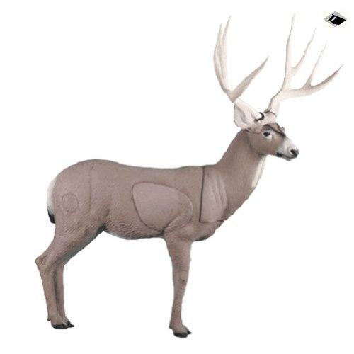 Rinehart Targets 147 Giant Mule Deer Self Healing Archery Hunting Target