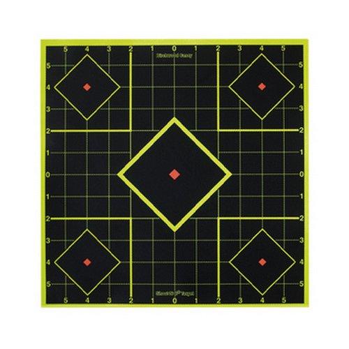 Birchwood Shoot-N-C 8 Sight-in Target - 500 Sheet Pack