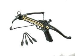 Snake Eye Tactical Pistol Crossbow 80lbs Cobra