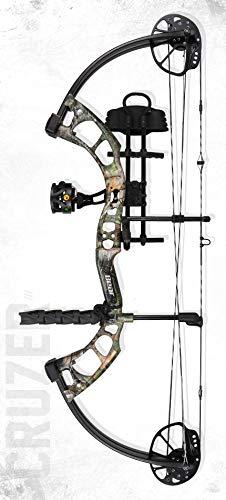Cruzer X Bear Archery RTH 5-70 Right Hand Mossy Oak Camo Bow Package