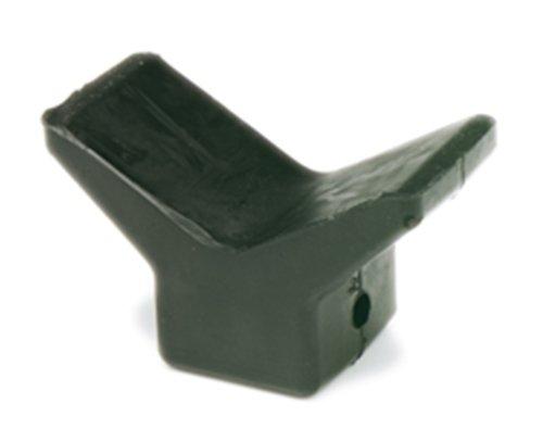 SeaSense 3 Black Rubber Bow Stop for 12 Shaft