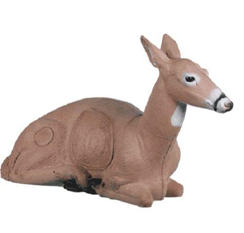 Rinehart Targets 114 Bedded Doe Self Healing Deer Archery Hunting Target