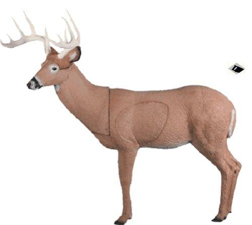 Rinehart Targets 120 Big Ten Buck Self Healing Archery Deer Hunting Target