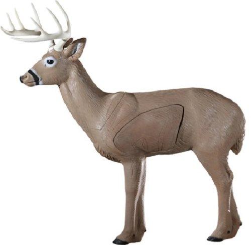 Rinehart Targets 164 Woodland Buck Self Healing Archery Hunting Target