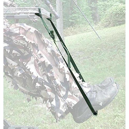 Third Hand Archery SS Footrest-N-Deer Drag Green
