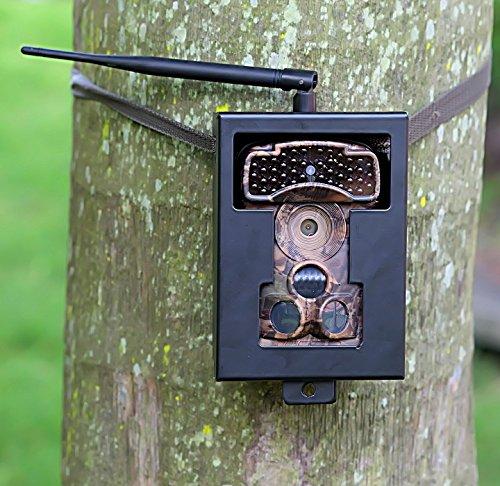 Ltl Acorn Lockable Metal Security Box for 5610 Series Scouting Trail Camera