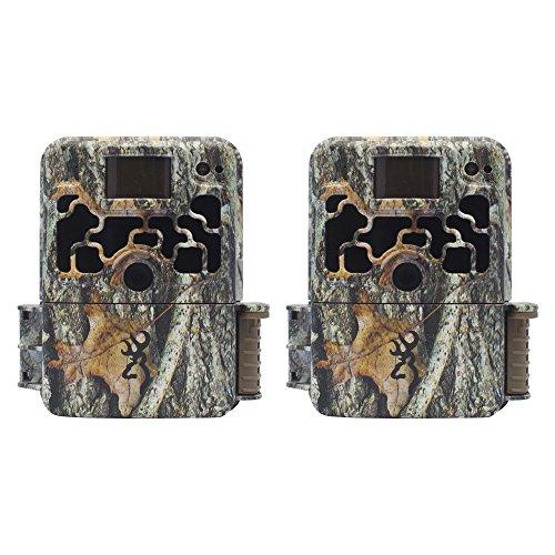 Browning Trail Cameras Dark Ops 940 16MP HD IR Game Camera 2 Pack  BTC-6HD-940
