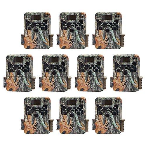Browning Trail Cameras Strike Force Elite HD 10MP Game Camera 10 Pack  BTC5HDE