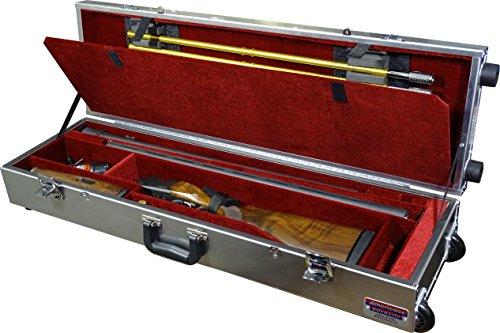 Americase-Ultra-Lite Two barrel Skeet Tube Set Case 32bbl Color