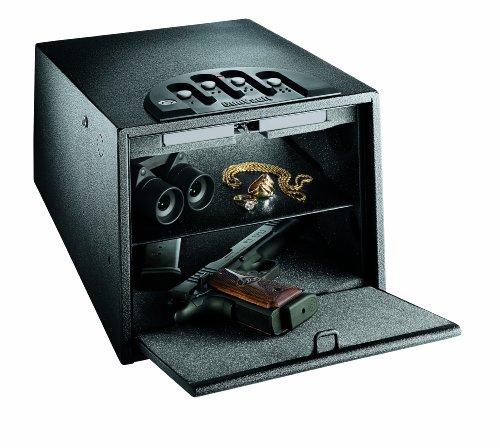 GunVault GV2000C-DLX Multi Vault Deluxe Gun SafeBlack