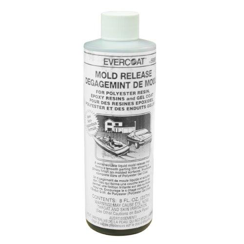 Fiberglass Evercoat Mold Release Agent 8-Ounce