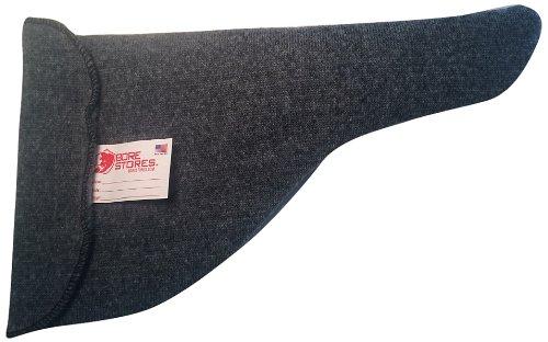 Bore Stores P-4 Silicone Treated Gun Storage Case Grey