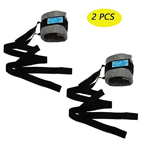 BIHIKI Control Limb Holder2 PCS Medical Restraints Patient Hospital Bed Limb Holders for Hands Or Feet Universal Constraints Control Quick Release