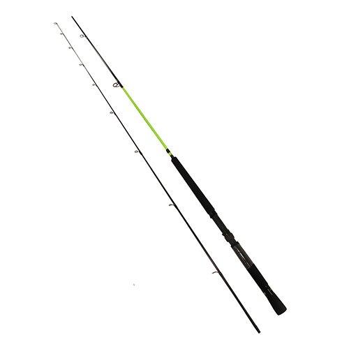 Lews Mr Crappie SS Custom Graphite 9-Feet 2-Piece Spinning Rod